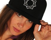 Fitted Hat -'Square L...