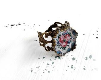 MALOOS adjustable ring  - Persian jewelry- Oriental