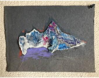 Original Textile Artwork