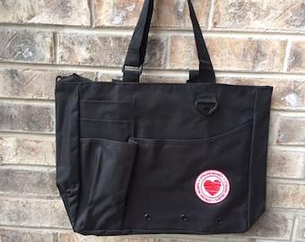 NEW Strong Hearts Tote Bag