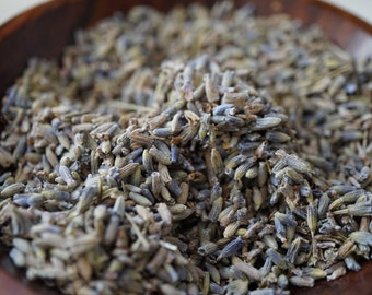 Dried Lavender flowers - ORGANIC - dried herbs and flowers