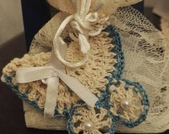 Baby Carriage Birth Favor