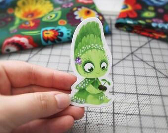 Rusalka Sticker