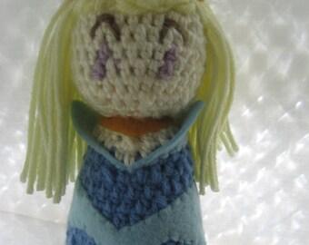 Crochet Princess Aurora