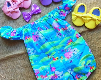 Free delivery,Palace pets,Princess Disney,Palace pets romper,Baby Romper,Girl Romper princess,Cotton disney romper,Yellow Shoes,Lavender