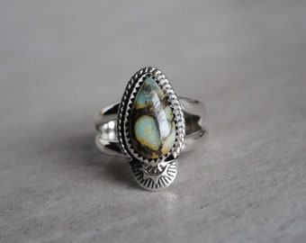 SIZE 6, Sterling Silver 7 Dwarfs Ring, 7 Dwarfs Jewelry