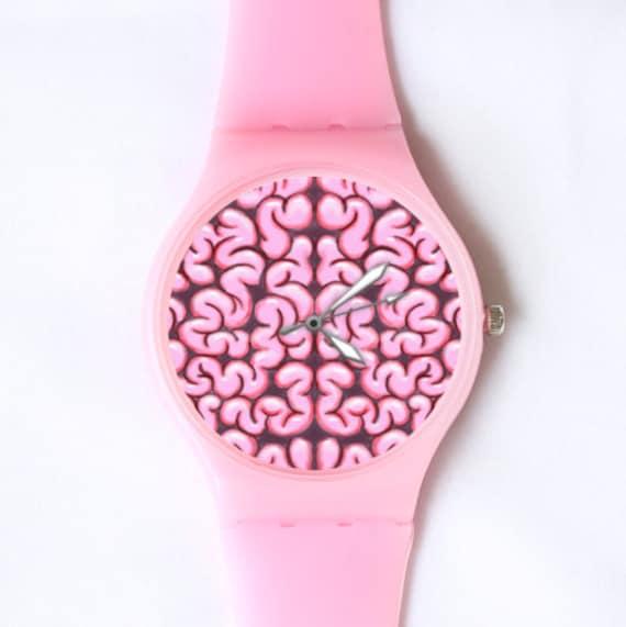 Brainzzz! swatch style watch