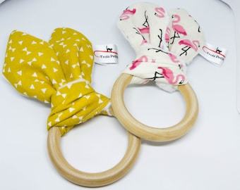 Rattle teething #RING