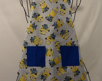 Minion #2- Child Apron