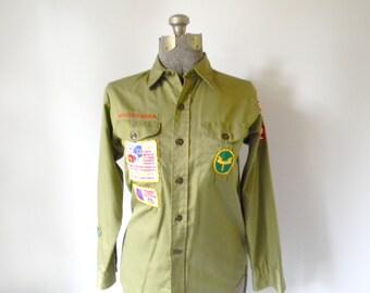 Vintage Boy Scouts of America Shirt