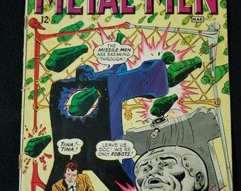 SuperMan DC National Comics Metal Men 1965