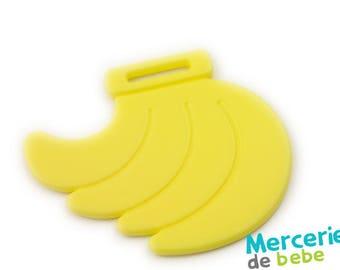 Banana yellow decoration element - C10 - J5