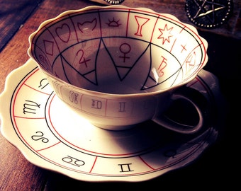 Fortune Telling Tea Cup