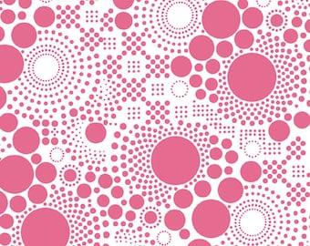 CLOSEOUT SALE Hot Pink Pop by Riley Blake 1 Yard