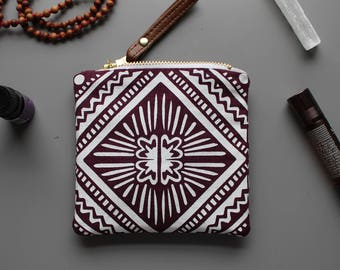 Tulum Coin Pouch
