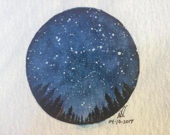 Seconds Sale - Night Sky