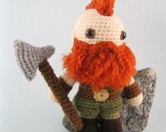 Amigurumi Magazine Pdf : Little folk amigurumi pattern pdf elf fairy sprite crochet
