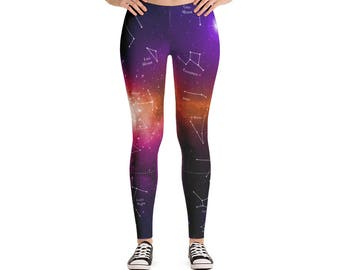 Leggings - Space Constellations Edition