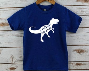 Brother Saurus shirt, Brother saurus, t shirt, brother shirts, boys shirts, big brother shirt, brother dinosaur, dinosaur, shirt, t shirt
