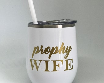 prophy wife stemless wine glass, funny wine glass, dental hygienist gift, dentist wine glass, dental assistant gifts, RDH graduation gifts