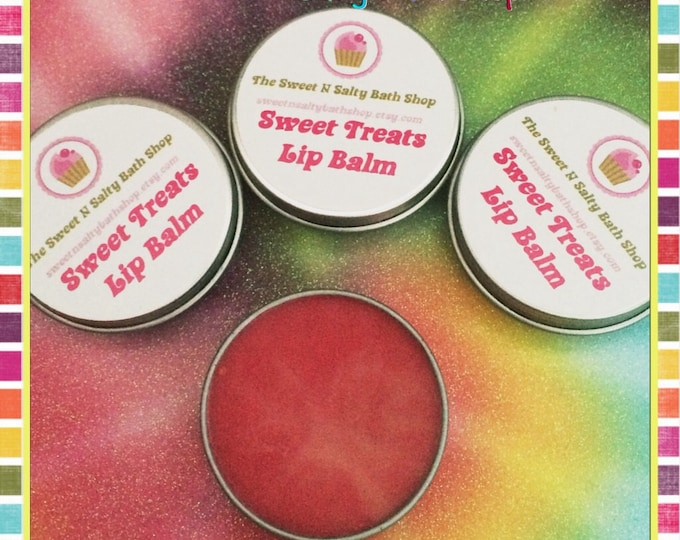 Strawberry Shortcake Scented Lip Balm