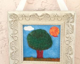 Mini Tree Series No. 5