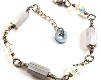 Crystal Bracelet Hardware Jewelry Industrial Swarovski Crystal Beads
