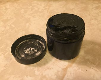 Activated Charcoal Face Mask // Clay Mask