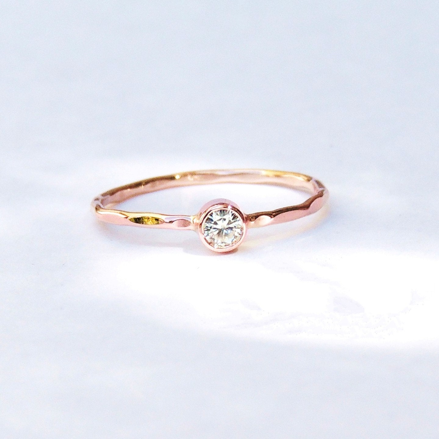 engagement set round carat product ring copy gold white rings diamonds diamond with solitaire