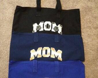 Team Mom Bags