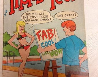 Tippy Teen 1966 Comic Book