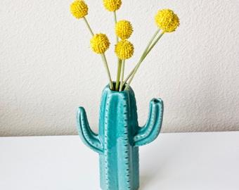 Craspedia/Billy Buttons/ Minimalist decor/ Festive Cactus