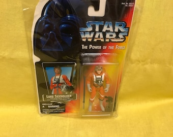 Starwars Luke Skywalker Kenner Action Figure