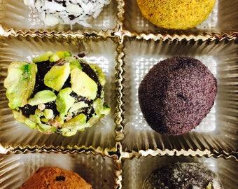 6pk ~ Organic Superfood Truffles ~ Batch B