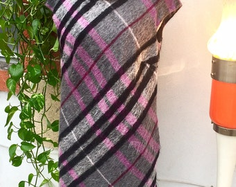 Antonio Berardi quilted tartan dress. Almost new!
