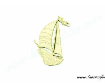 Boat sails made of medium size 5cm