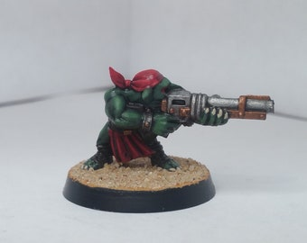 Dungeons and Dragons Goblin Bandit Miniature