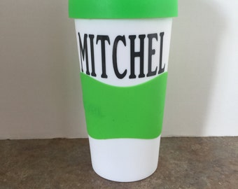 Custom Coffee Travel Mug