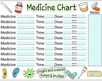 medication tracking sheet vatoz atozdevelopment co