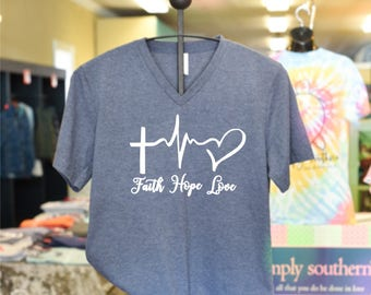 Faith Hope & Love T
