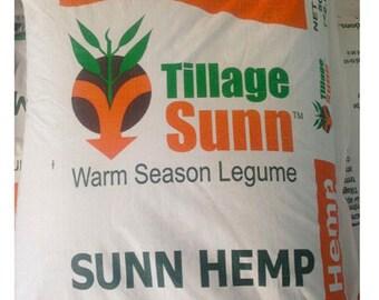 Sunn Hemp Seed