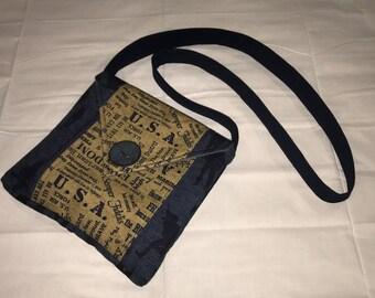 Military Salute Bag
