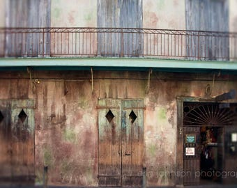 preservation hall, new orleans photography, french quarter art print, new orleans art, travel, music home decor, musician, jazz