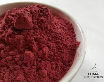 Organic Beet Root Powder, Kosher, 1 oz.