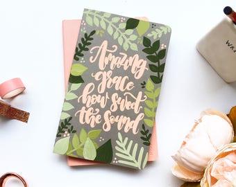 Amazing Grace Journal, Prayer Journal