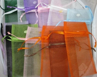 Drawstring Pouches for Jewelry - Small - 12 per pack