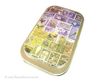 Twilight Moss - Office Magnet & Tin Gift Set