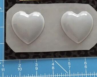 Puffy heart mold