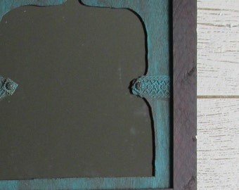 mirror - decorative wall mirror - India Chic  - feng shui - moroccan style
