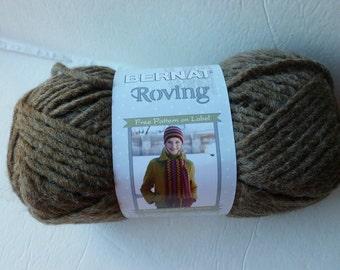 Yarn Sale  - Bark Roving  by Bernat